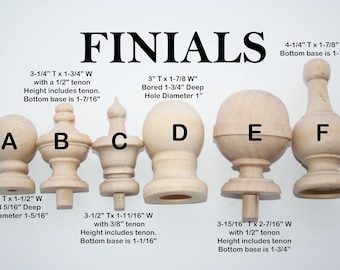 Decorative Finials For Bed Posts Shelly Lighting