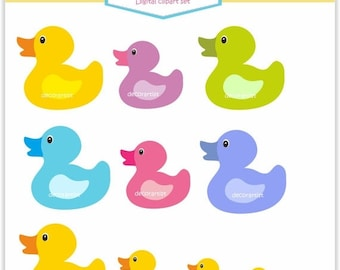 rubber duck clip art etsy rh etsy com rubber duck clip art free black and white rubber duck clipart black and white