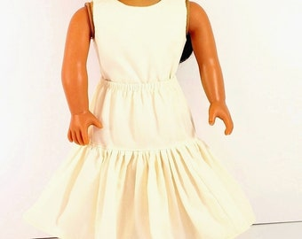 18 Inch Doll Clothes Slip,Petticoat 1950/'s Crinoline