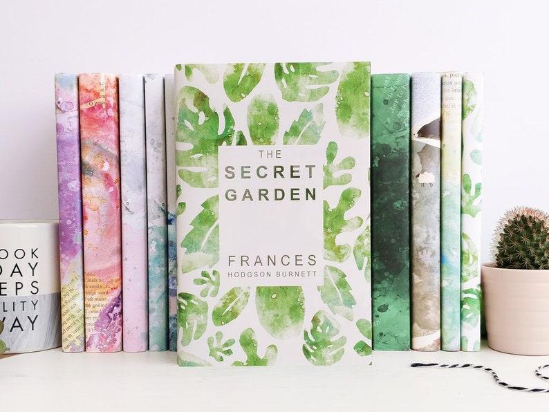 Der Geheime Garten Frances Hodgson Burnett Entwickelt Etsy