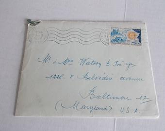 French Envelopes   Etsy