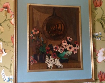 Herbert Richter Davis paint enhanced picture
