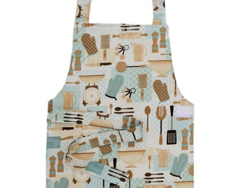 APRON - Baking - Toddler & Primary