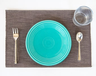 Montessori Placemat for Infants, Toddlers, and Children, embroidered on fabric or hand-drawn on cork