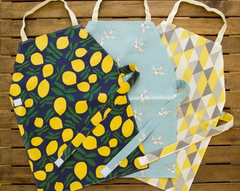 Waterproof Aprons & Mats - Toddler and Primary
