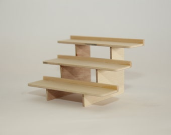 Exceptionnel Mini Wooden Step Stairs