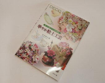 Kazuko Miyai Floral Clay Book