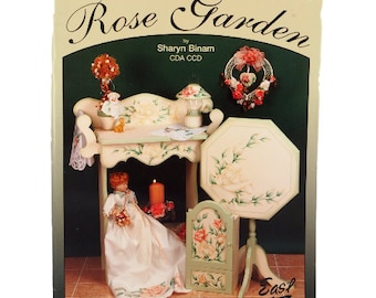 The Sideload: Rose Garden (Painting) Book