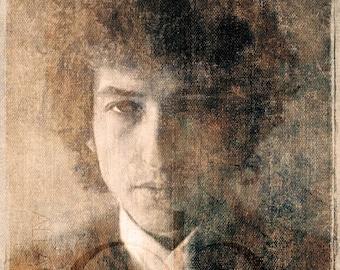 Bob Dylan - Limited Edition Print 8.5 x 11