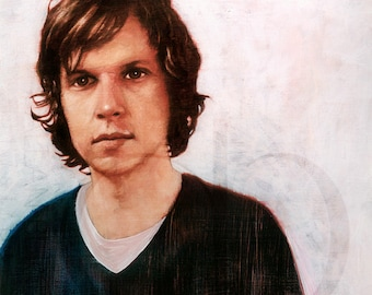 Beck - Limited Edition Print 8.5 x 11