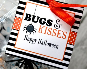 image regarding Bugs and Kisses Printable identified as Insects and kisses Etsy