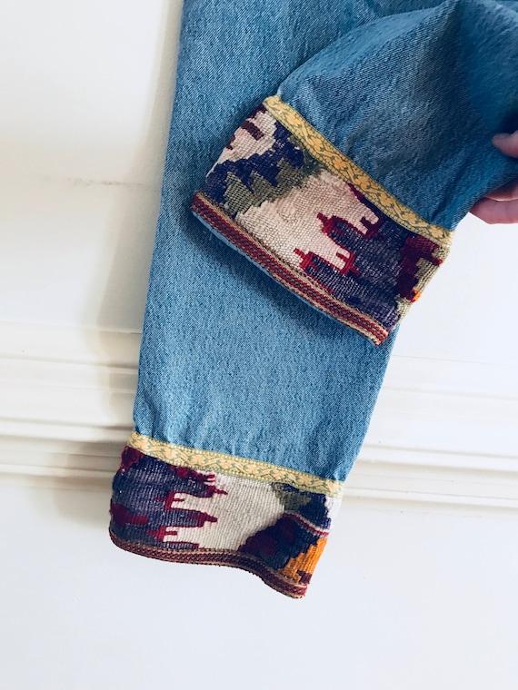 Vintage Levi's 501 jeans, Levi's 501, rare Levi's… - image 3