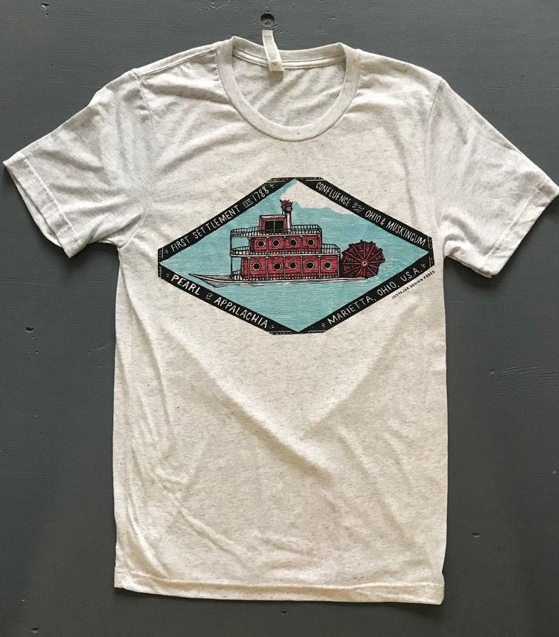 Sternwheel T-Shirt image 0
