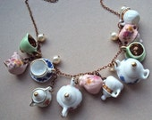 Madhatters Tea Party necklace