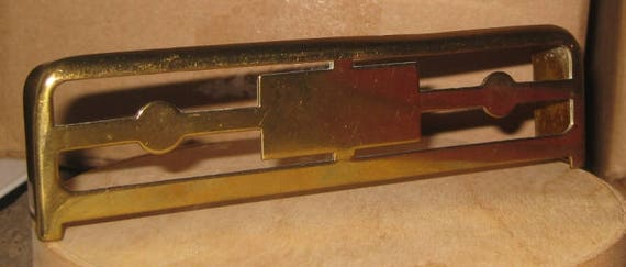 Lovely Antique Brass Miniature Fireplace Fender English Etsy