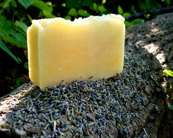 Lavender and Rosemary All Natural Soap