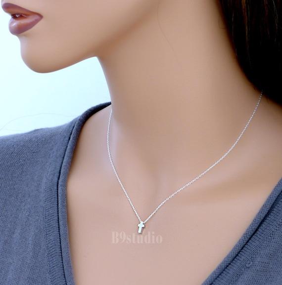 delicado Símbolo de paz encanto colgante para pulsera o collar de plata con colgante