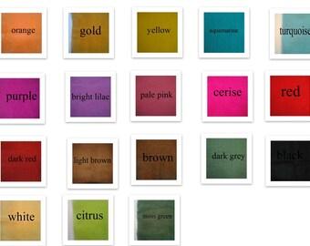 "Heidifeathers 12"" Pre-felt Squares 100% Merino Wool - Choose 2 Squares"