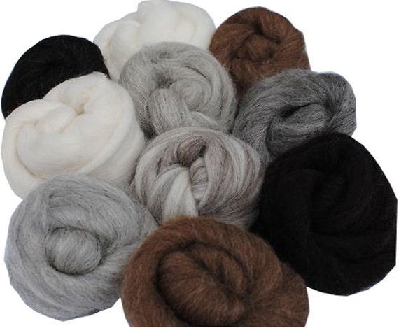 Finger Guards.. Heidifeathers® Boxed /'Natural Wool/' Needle Felting Starter Kit