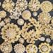 Ashelle reviewed 32 pcs Gold Brooch Bouquet DIY Kit wholesale assorted lot set crystal rhinestone Bridal Wedding brooch button Decoration BR673