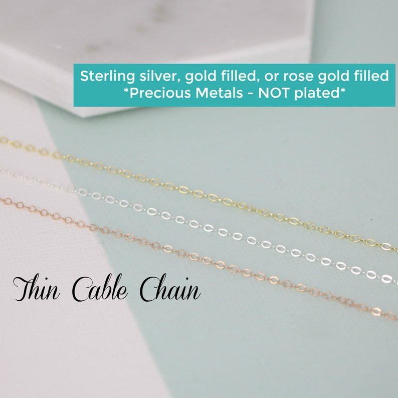 Mother/'s Day Gift \u2022 Custom Name Necklace \u2022 Dainty Minimal Name Gift for Mom \u2022 New Mom Gift \u2022 Silver Gold Filled \u2022 Kids Name \u2022 Mother Gift