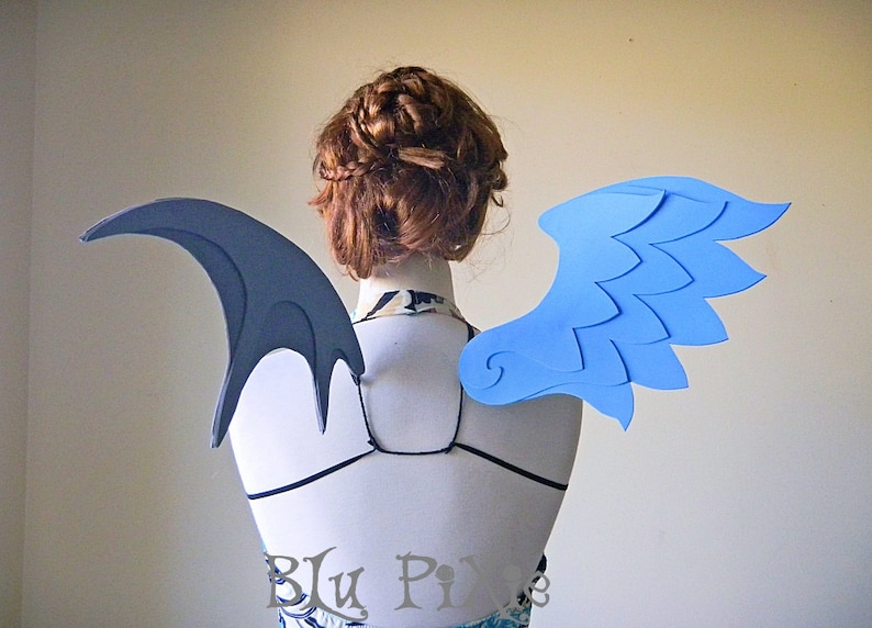 Discord My Little Pony Wings, Halloween Costume, MLP Cosplay, Brony  Accessories, Kids and Adults Accessories