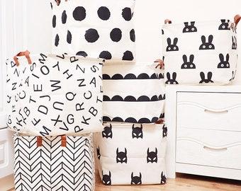 Storage Box,Kids Storage Box,Folding Toy Storage Box,Storage Bin,Laundry  Basket,Decorative Home Storage Basket,Organization Baskets Home