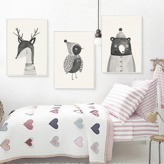 Baby Nursery Wall Art Decor Ideas Thrifty Brittany