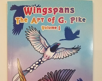 Wingspans - The Art of G. Pike