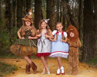 Wizard of Oz Dorothy Dress