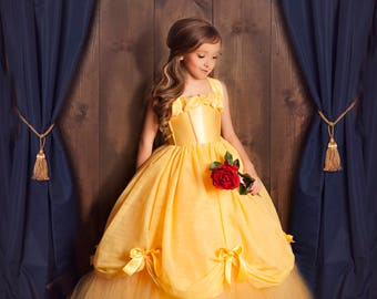 2735adc4f Belle costume