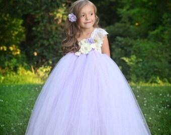 e92c3a4a22d 15% OFF SALE Fields of Lavender Tutu Dress