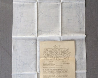 Herrschners/® Bright Squares Dresser Scarf Stamped Cross-Stitch