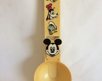 Adorable Mickey Mouse Ice Cream Scoop