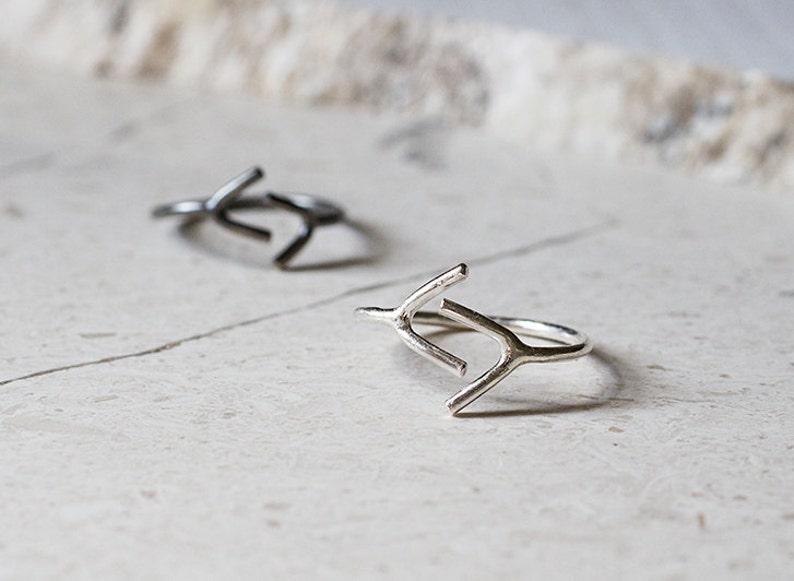 Harvest Rune Ring Sterling Silver Norse Ring Elder Futhark Jera Ring Boho Ring by Prairieoats Elvish