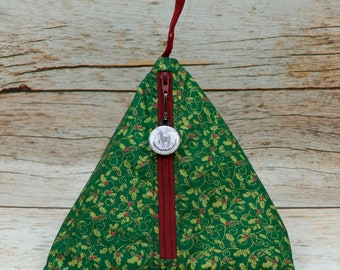 Holly - Llexical Notions Pouch - Knitting, Crochet, Spinning Accessory Bag