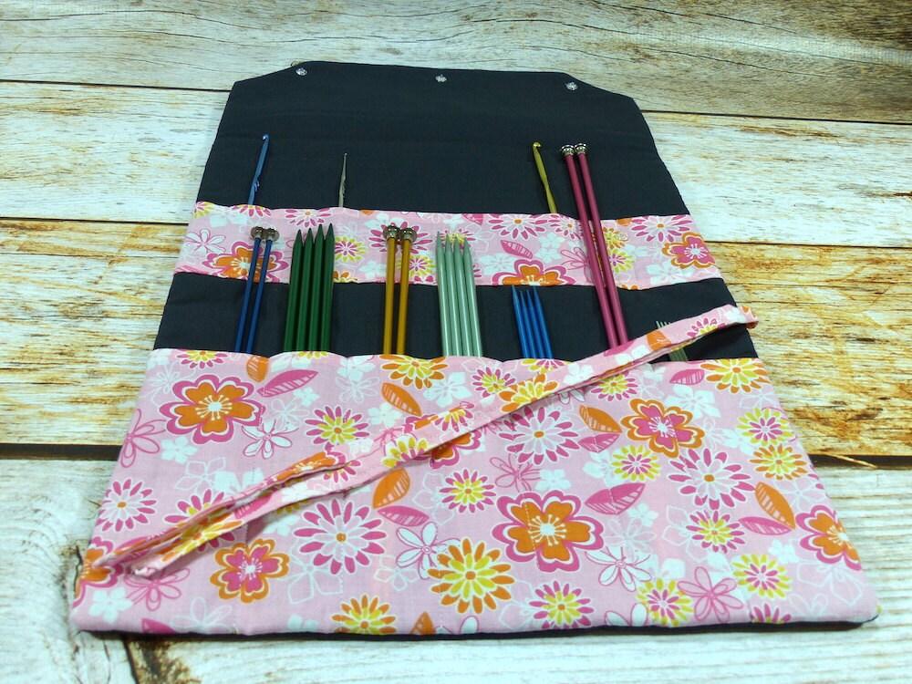 Clearance Large Llayout Needle Case Knitting Needle Crochet