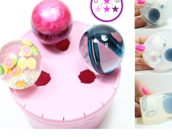 Sphere Ball Mold 3 x 25 mm; Silicone Rubber