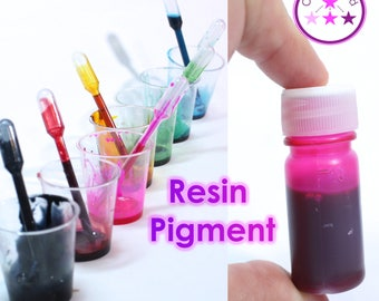 Translucent Resin Pigment, 8 ml
