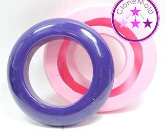 Bangle Mold Large Circle Bracelet Silicone Mold