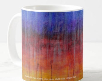 Rain at Dawn Mug 11oz