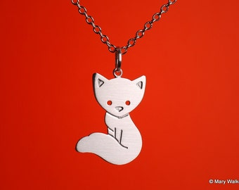 Little Fox Necklace