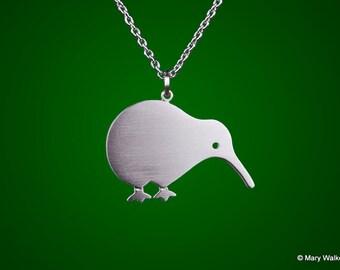 Little Kiwi Necklace