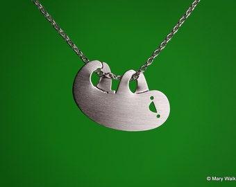 Little Sloth Necklace