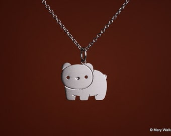 Little Bear Necklace