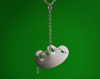 Baby Sloth Necklace