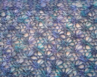 Kendrick Kreations-Turkish Lace Scarf knitting pattern