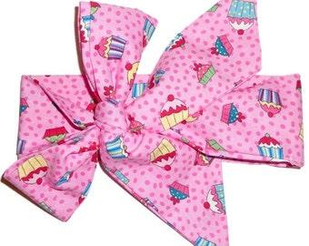 cupcake headwrap