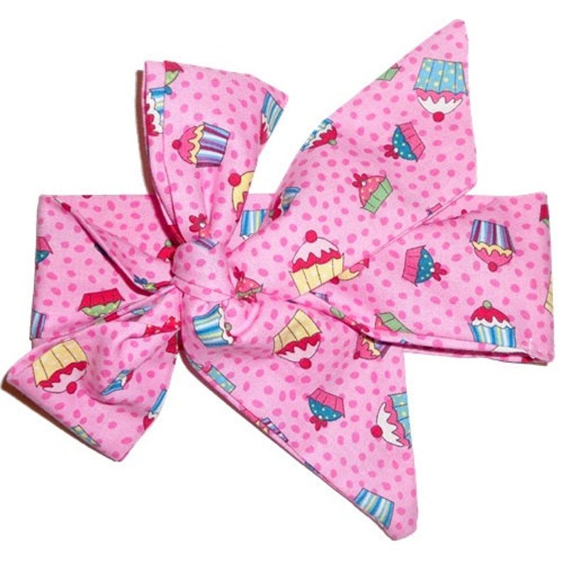 cupcake headwrap image 0
