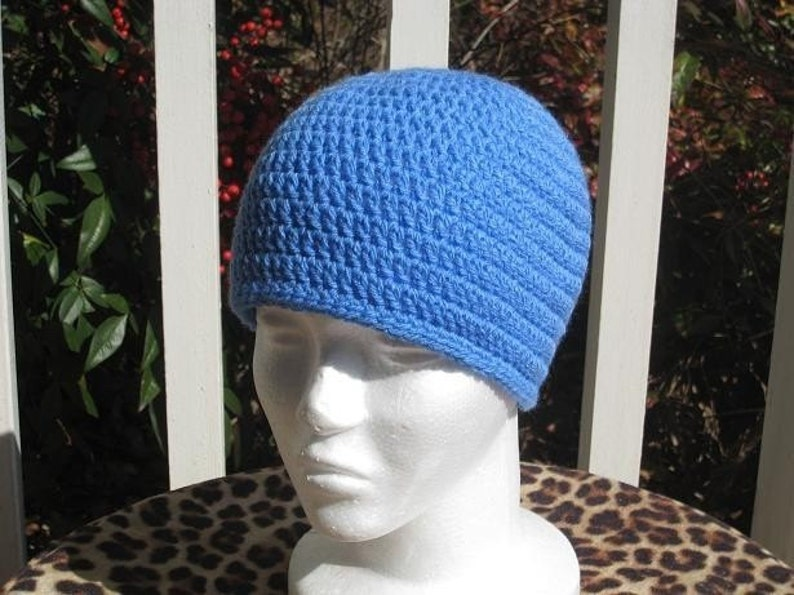 2dd09f4a356 Instant Download PDF CROCHET PATTERN Summer Beanie Hat